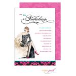 Printswell 29653 Adult Birthday Invitation