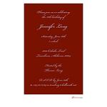 Printswell 45891 Adult Birthday Invitation
