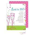 Printswell 77950 Birthday Invitation
