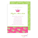 Printswell 47952 Adult Birthday Invitation