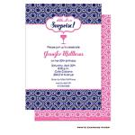 Printswell 48784 Birthday Invitation